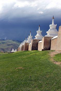 Mongolia - The land of Genghis Khan