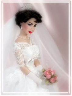 Liz Taylor repaint by Melissa Windham in DAE Image by Michelle in MI