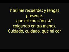 Carlos Baute & Martha Sanchez - Colgando en tus manos [Lyrics]