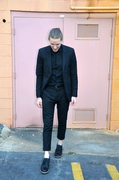A Tribute | Fashion Goggled | Menswear and personal style blog by Landon Miller