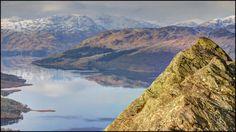 'The Trossachs' - Alan Doherty | Loch Katrine from Ben A'an