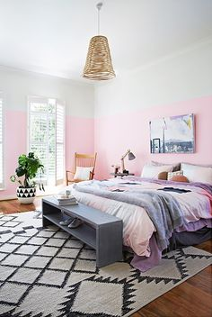 21 Times Pink and Blue Rooms Made Us Swoon via @MyDomaine