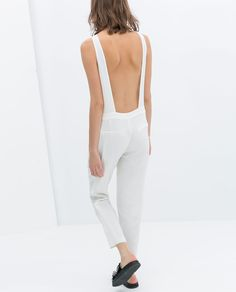 Long Jumpsuit Zara