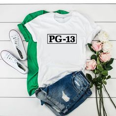 PG 13 t shirt