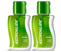 Astroglide Natural Liquid Personal Lubricant Our Natural Formula Is Not Made with Glycerin Parabens Fragrances Flavors or Hormones  Size 25 Oz Pack of 2 *** Find out more about the great product at the image link.