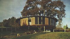 Leon Meyer Dome House, Round House, Midcentury Modern, Cosmos, Mid Century, Houses, California, Cabin, Architecture