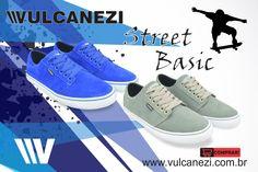 Nova linha Vulcanezi Street Basic!! Acesse o link abaixo e garanta já o seu!!  http://www.vulcanezi.com.br/