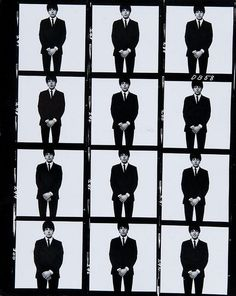 Nothing Seems As Pretty As The Past: Behind the Photoshoot: Lennon and McCartney by David Bailey part tres