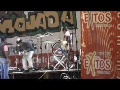 Baile con el ex vocalista de cuisillos Bruno de Jesus.