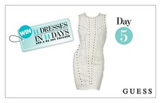 WIN: A Sexy Studded Dress From GUESS