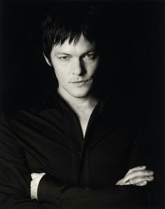 Young Norman.