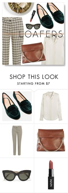 """Untitled #617"" by lo2lo2a ❤ liked on Polyvore featuring Chloé, Etro and Victoria Beckham"