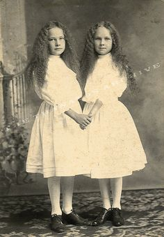 Born together and died together. Nothing more perfect to a twin. why does it have to be creepy?