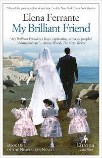 Ullan Luetut kirjat: Elena Ferrante My Brilliant Friend