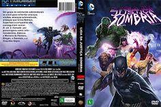 W50 Produções CDs, DVDs & Blu-Ray.: Liga Da Justiça Sombria - Lançamento 2017