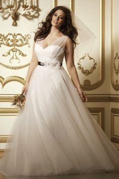 Plus Size Wedding Dresses: Wtoo