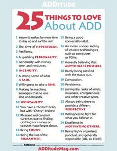 Dating a girl with adhd
