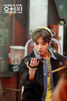 "Wanna-One - Park Jihoon - ""0+1=1 (I PROMISE YOU)"" - ""Boomerang"""