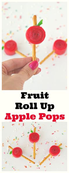 Fruit Roll Up Apple