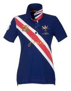 MUST have team GB polo - new from Joules!