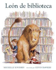 """Library Lion by Michelle Knudsen. This is one of my new very favorite books. A wonderful story and beautiful illustrations. """"There aren't any rules about lions in the library. It turns out, though, that the lion seems very well suited for the library. Library Lesson Plans, Library Skills, Library Lessons, Library Books, Local Library, Library Rules, Library Ideas, Class Library, Online Library"""