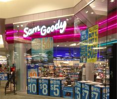 Sam Goody: 1951–2006 | 17 Stores From Your Childhood That No Longer Exist