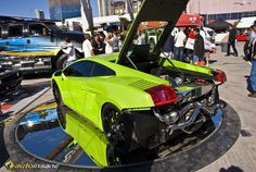Exclusive Photos From The 2008 SEMA Show