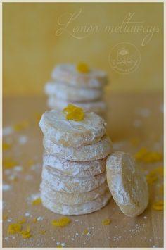 Lemon meltaways #lemonmeltaways