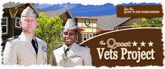 The Quest Vets Project provides Safe & Secure Housing, Job-Readiness Training, GED Prep Courses, Multi-Discipline Counseling, and other support Services for Homeless Veterans in Greater Atlanta, Georgia.