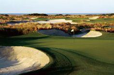 Ocean Course, holes four and five. Courtesy of Kiawah Island Golf Resort. #PGAchampionship