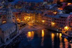 Vernazza, Liguria, Italy.