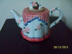 Fritz and Floyd Decorative Teapot | eBay