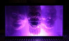Walking Dead The Governor's Zombie Head Fishtank DIY