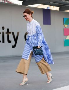 40 Fine Outfit Ideas Street Style To Update Your Dressing outfit ideas street style, 2017 SS Inspiration Fashion 2017, Love Fashion, Trendy Fashion, Fashion Looks, Fashion Outfits, Womens Fashion, Fashion Design, Fashion Trends, Fashion Vintage