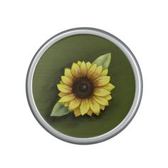 Sunflower Bluetooth Speaker