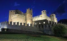 Castello Di Fenis - Valle d'Aosta - Fenis - icastelli.it - il Portale Ufficiale dei Castelli e Torri d'Italia