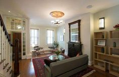 Does This Melissa Mather Renovated Rowhome Do It For Ya? - Curbed Philly