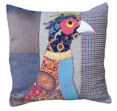 CAROLA VAN DYKE -  Countryside cushions