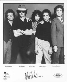 The Motels Press Kit Photo https://www.facebook.com/FromTheWaybackMachine