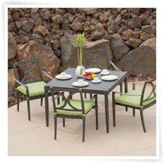 RST Brands Astoria Patio Dining Set