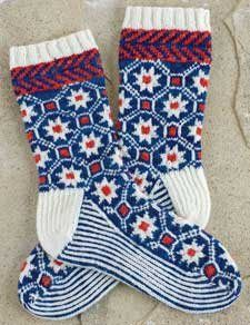 Lithuanian Sock Knitting: Nothing in Moderation - Knitting Daily - Blogs - Knitting Daily