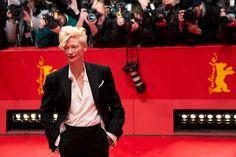 Tilda Swinton en Festival de Cine de Cartagena 2018 | ELESPECTADOR.COM