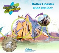 Disney Imagineering science coaster