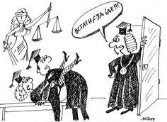 Палац правосуддя. #WZ #Львів #Lviv #Новини #Карикатура  #Суд