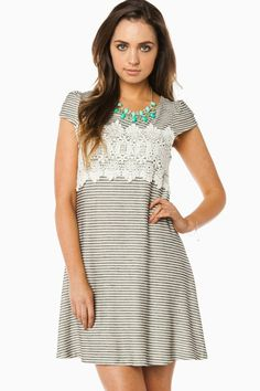 ShopSosie Style : Kimble Dress Pretty dress website!