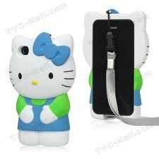 hello kitty iphone 4 case!!!!