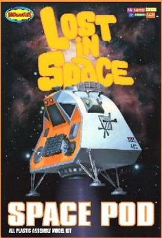MegaHobby.com - Lost in Space Space Pod 1/24 Moebius Models, $32.79 (https://www.megahobby.com/products/lost-in-space-space-pod-1-24-moebius-models.html)