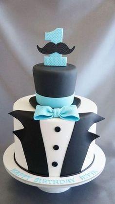 The boss baby cake #1