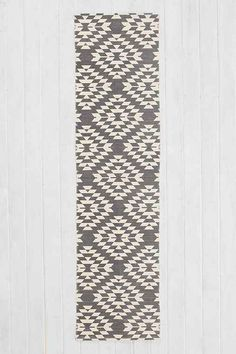 "Magical Thinking Costa Geo Runner - Urban Outfitters- $35 A runner will go in front of two bathroom sinks (in my private bathroom); you'll buy one of the expensive Anthropologie bath ""mats"" to go in front of the toilet/tub, but these UO runners are a much cheaper idea to go in front of the sinks! And they're cute!"