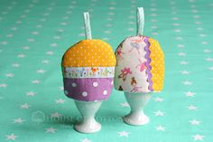 Tutorial jak uszyć ocieplacz na jajko/Egg warmer DIY